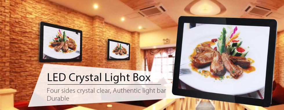 China best Slim LED Light Box on sales