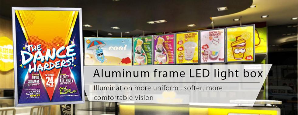 China best Snap Frame LED Light Box on sales