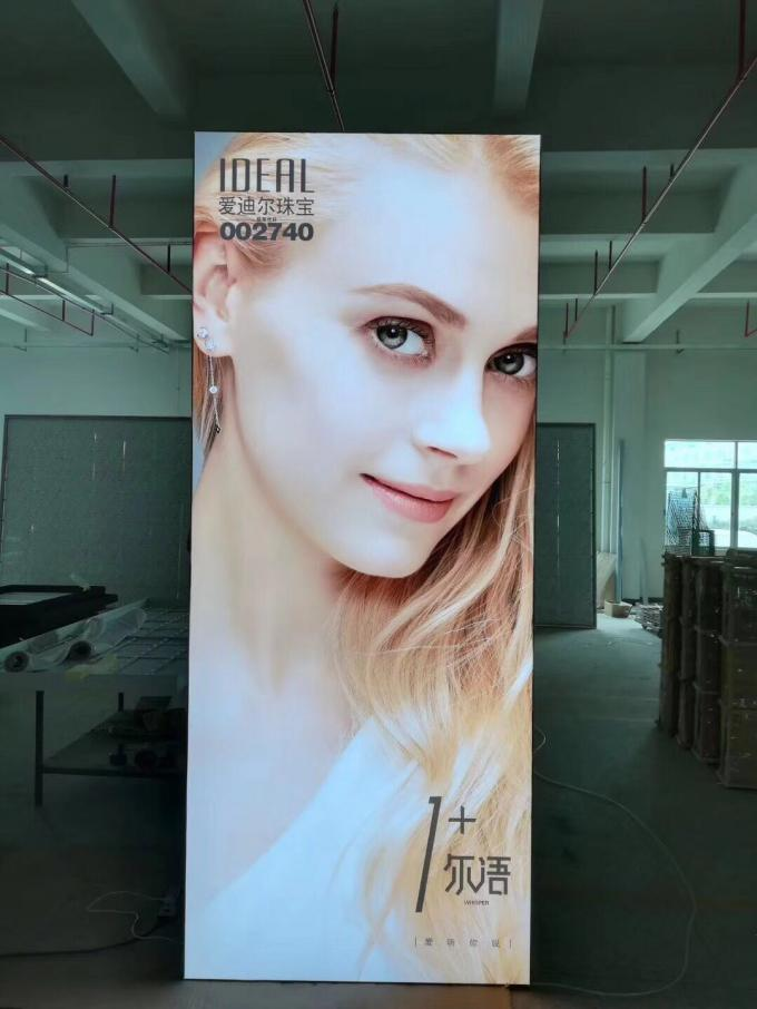 led poster frame Slim Led Lightbox for Wall Advertising menu board display