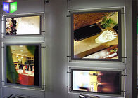 China Super Thin 4 MM Indoor Acrylic Light Box Display Wall Mounting House Decoration factory