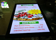 China 24 X 36 Picture Frame Led Light Box Panels For Menu Board , High Brightness company