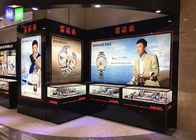 China Black Aluminum Advertising Light Boxes , Led Lightbox Sign With Picture Frame company